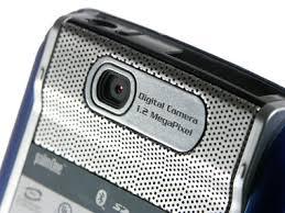 Câmera do Zire 72